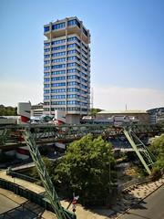 Sparkassentower (Berliner1963) Tags: deutschland germany wuppertal nordrheinwestfalen nrw architektur architecture 1970er hochhaus sparkasse sparkassentower elberfeld