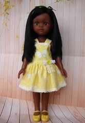 (Наталья Павлова) Tags: paola reina doll handmade dress sundress