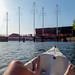 Kayak in Copenhagen Harbour