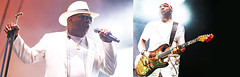 The Isley Brothers (kirstiecat) Tags: music festival concert live band pitchfork theisleybrothers ernieisley ronaldisley