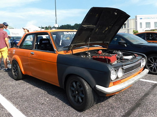 1972 Datsun 510 - a photo on Flickriver