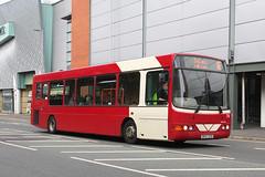 Warrington's Own Buses 76 DK07 EZH (johnmorris13) Tags: dk07ezh vdl sb120 wrightbus wrightcadet bus