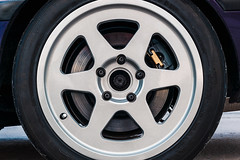 MOMO Wheels E36 M3 2 (Arlen Liverman) Tags: exotic maryland automotivephotographer automotivephotography aml amlphotographscom car vehicle sports sony a7 a7iii bmw m3 e36 technoviolet