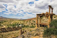 The Chair (Buck--Fever) Tags: oldbuildings olddominionhistoricalpark coppermine mine globearizona centralarizona canon60d tamron18400lens arizona arizonamines arizonaskies arizonawonders