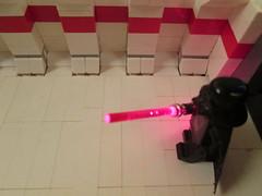 Vader's rage (Toa Jaton) Tags: starwars rogeone tantiveiv darthvader