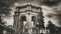 from the ashes... (BillsExplorations) Tags: palace chateau architecture sanfrancisco california
