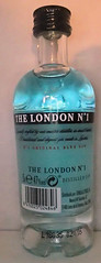 The London n° 1 Gin (luc1102) Tags: bottle alcohol drink 2019 collection miniature gin