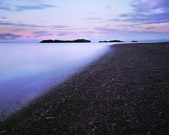 Rorqual Sonata (JasonRobertJones) Tags: copper harbor keweenaw peninsula lake superior michigan fuji velvia film mamiya7ii