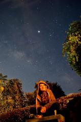 Noches bohemias (wujuanca) Tags: photooftheday astrophotography astrofotografía portrait longexposureshots longexposure vialáctea tablazo nikond5100 nikon colombia