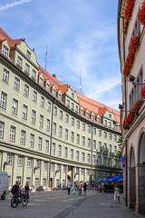 Augustinerstraße (timnutt) Tags: x100t munchen street people fuji bavaria munich city x100 fujifilm germany