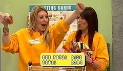 Sweatshirt sleeves (Supermarket Sweep) (5) (mrs tembey) Tags: sweatshirt sweatshirts hoodie hoodies sweater sweaters sleeves up sleevesup arms woman women girl girls female supermarketsweep supermarket sweep