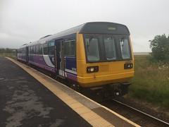 Bus or train? (leonrussell11081) Tags: uk england train railway cumbria pacer foxfield railbus northofengland northern northernrail class142 cumbriancoastline arrivanorthern