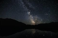 Milky Way over Kananaskis (Christy Turner Photography) Tags: milkyway nightscape nights nightskies stars starscape astrophotography christyturnerphotography kananaskis alberta