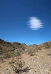 Phoenix Mountain Park (karma (Karen)) Tags: phoenix arizona phoenixmountainpark desert trails mountains clouds