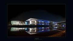 starless sky above autostadt (mmsig) Tags: 2019 autostadt langzeitbelichtung nacht nachtaufnahme wolfsburg architecture urban light night long exposure canon 80d efs1018 mmsig