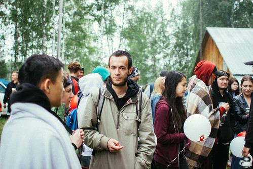 Youth Day: Tomsk, Russia