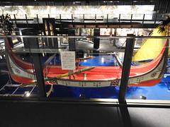 Taiwan plankboat (Joel Abroad) Tags: churaumi okinawa canoe oceanic culture museum plankboat taiwan