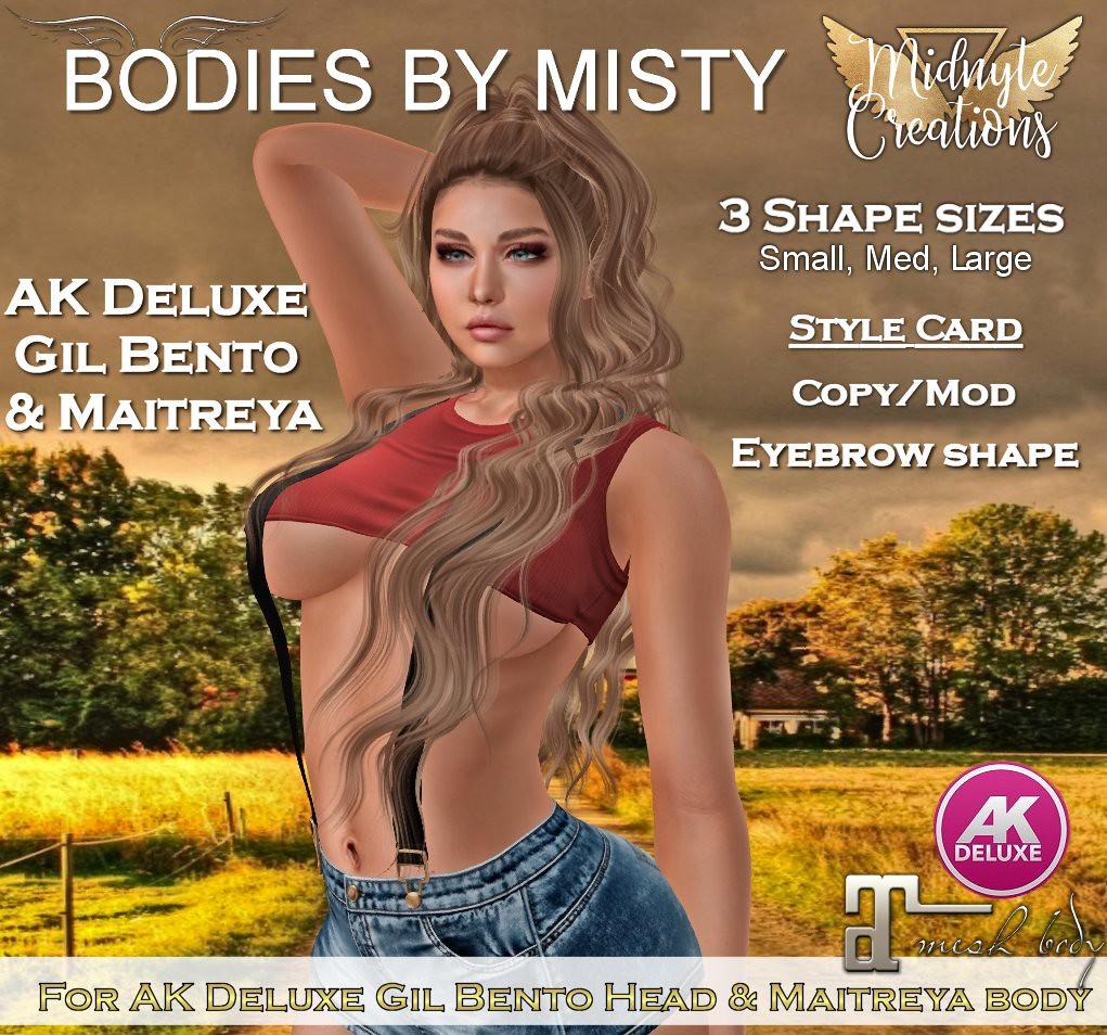 Maitreya Mesh Body Copybot