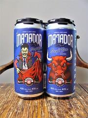 El Matador Purple Corn Cerveza (knightbefore_99) Tags: pair two duo beer cerveza pivo hops malt craft tasty local bc can best elmatador purple corn anniversary parallel49 art mexican style