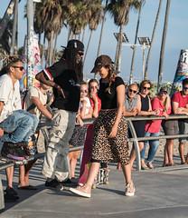 Skater Girl at Venice Beach Skate Plaza - Venice Beach, CA (ChrisGoldNY) Tags: chrisgoldphoto chrisgoldny chrisgoldberg bookcovers albumcovers licensing sonyalpha sonyimages sonya7rii venice venicebeach losangeles california socal cali westcoast usa america venicebeachskatepark venicebeachskateplaza skater skate skateboard skateboarding skatergirl badass girlpower girls skateboards skatepark californian leopardprint style fashion badassgirl cute beautiful woman women female skateboarder