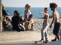 Skater Girl at Venice Beach Skate Plaza - Venice Beach, CA (ChrisGoldNY) Tags: chrisgoldphoto chrisgoldny chrisgoldberg bookcovers albumcovers licensing sonyalpha sonyimages sonya7rii venice venicebeach losangeles california socal cali westcoast usa america venicebeachskatepark venicebeachskateplaza skater skate skateboard skateboarding skatergirl badass girlpower girls skateboards skatepark californian