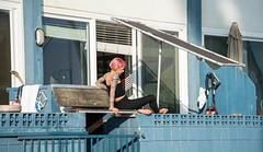 Pink Haired Surfer Girl - Venice Beach, CA (ChrisGoldNY) Tags: chrisgoldphoto chrisgoldny chrisgoldberg bookcovers albumcovers licensing sonyalpha sonyimages sonya7rii venice venicebeach losangeles california socal cali westcoast usa america surfer surfergirl pinkhair tattoos women girls female cool badass angeleno californian punk punkgirls