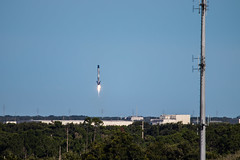 SpaceX Launch with CRS-18 (stargazerpearce) Tags: spacex elonmusk block5 ccafs rocket nasa kennedyspacecenter ksc 45thspacewing cape canaveral falcon elon kennedy space capecanaveralairforcestation capecanaveral exploreksc