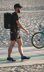 Midnight Runners Trainer - Venice Beach, California (ChrisGoldNY) Tags: chrisgoldphoto chrisgoldny chrisgoldberg bookcovers albumcovers licensing sonyalpha sonyimages sonya7rii venice venicebeach losangeles california socal cali westcoast usa america