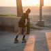 Rollerskater -  Venice Beach, California