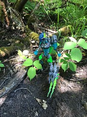 Ravage (Armored Toa) Tags: lego bionicle skeleton reaper ravage jigsaw whirligig scythe undead general gen2