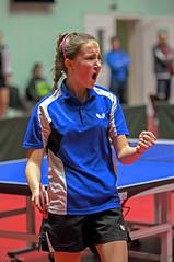Александра Балк. (Sergey Klyucharev) Tags: настольныйтеннис пингпонг спорт tabletennis pingpong sport girl