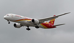 B-7667 EGLL 19-07-2019 Hainan Airlines Boeing 787-9 Dreamliner CN 62720 (Burmarrad (Mark) Camenzuli Thank you for the 20.3) Tags: b7667 egll 19072019 hainan airlines boeing 7879 dreamliner cn 62720