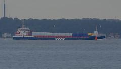 The cargo ship Lammy in Öresund (frankmh) Tags: ship cargoship lammy öresund denmark