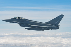 ZK430 (Air Frame Photography) Tags: raf flying typoon fighter jets plane brize norton north sea photography airtoair farmoor airtanker hose pilot