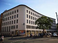 Postamt Elberfeld (Berliner1963) Tags: deutschland germany nordrheinwestfalen nrw wuppertal elberfeld architektur architecture postamt postoffice morianstrase
