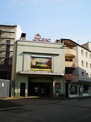Kino Rex (Berliner1963) Tags: deutschland germany wuppertal elberfeld kipdorf kino cinema lichtspieltheater lichtspielhaus architektur architecture