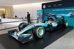 Mercedes AMG Petronas (Simply Lewis) Tags: canonpowershotg9x formula1 london uk england petronas amg mercedes