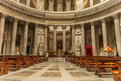 Basilica Reale Pontificia San Francesco da Paola 2.)1904-4135 (dironzafrancesco) Tags: reise tamron stadtbild travel tamronsp2470mmf28diusd slta99v napoli sony gebäude neapel provinzneapel italien architecture
