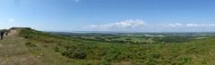 View from Cefn Bryn (davidmcnuh) Tags: wales swansea gower gaynorb ursulab hill view panorama penmaen cefnbryn summit