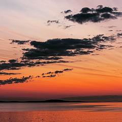 Morning sky.  #Summer #vacation #maine #islesford #littlecranberry #acadia #nps #findyourpark #nationalpark #canon #realcamera #rebelxs (Kindle Girl) Tags: summer vacation nationalpark maine canon nps acadia littlecranberry realcamera islesford rebelxs findyourpark cloudsstormssunsetssunrises