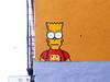 Arte Urbano - Bart Simpson, por Nean - 2019/07 (Aluche, Madrid) (Juan Alcor) Tags: nean arteurbano madrid españa spain mosaico aluche bartsimpson