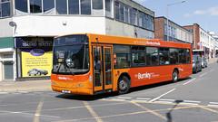Transdev Burnley & Pendle 1043 B3 TDV Y143HRN (aptyldsley) Tags: transdev volvo b10ble wrightbus wright renown burnley burnleypendle