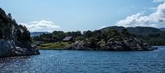 Untitled (Wouter de Bruijn) Tags: fujifilm xt2 fujinonxf35mmf14r island islands rock rocks stone granite tree trees house cabin landscape nature outdoor water fjord lysefjord lysefjorden stavanger rogaland norway norge