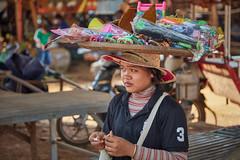 Chey Odam – Market woman (Thomas Mulchi) Tags: kandalprovince cambodia 2019 cheyodam people woman person market happyplanet asiafavorites