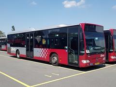 NLD Qbuzz 3286 ● Groningen Peizerweg (Roderik-D) Tags: 3286 qbuzz31003301 bxgl61 groningengaragepeizerweg 2009 dieselbus euro5 mercedesbenz citaro2 o530ü savas bege überlandbus streekbus 2axle 2doors ivu gorba