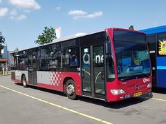 NLD Qbuzz 3006 ● Groningen Peizerweg (Roderik-D) Tags: bxgb96 qbuzz30013020 3006 groningengaragepeizerweg gamma 2009 dieselbus mercedesbenz citaro2 o530 citybus stadtbus savas bege 2axle 2doors ivu gorba