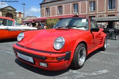 Porsche 911 2,7 Targa 930 1975 (Monde-Auto Passion Photos) Tags: voiture vehicule auto automobile porsche 911 targa cabriolet convertible roadster spider sportive ancienne classique collection vente enchère osenat france fontainebleau