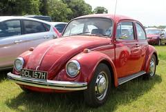 OCL 157H (Nivek.Old.Gold) Tags: 1970 volkswagen beetle 1500