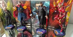 Infinity War (becauseBATMAN) Tags: infinity war hot toys black widow scarlet iron man tony stark mark 50 l dr strange doctor thor lightning storm breaker stormbreaker blackwidow 16 figure stand avengers movie scale one sixth collectible pose blond hottoys