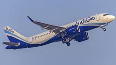 Indigo Airbus A320NEO VT-ITJ Bangalore (BLR/VOBL) (Aiel) Tags: indigo airbus a320 a320neo vtitj bangalore bengaluru canon60d tamron70300vc